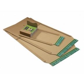 Progresspack - DIN 249x165x-60 univerzální zásilkový obal z vlnité lepenky-A5+