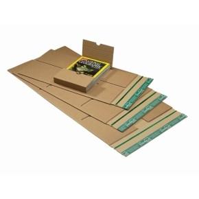 Progresspack - DIN 430x310x-90 univerzální zásilkový obal z vlnité lepenky- A3
