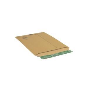 Progresspack - Obálka zásilková-mikrovlnná lepenka-B4+ DIN 285x397x-50