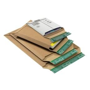 Progresspack - Obálka zásilková-mikrovlnná lepenka-DVD DIN 150x250x-50