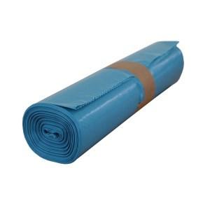 Pytel na odpad LDPE 700x1100/0,040 - modrý