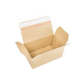Rychlouzavírací krabice 3VVL 323x183x126 mm, lepicí páska