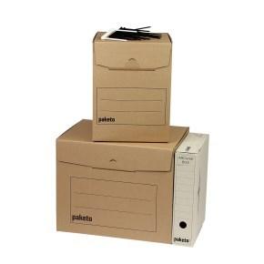 Sada archivačních krabic a příslušenství