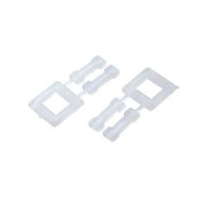 Spona vázací pro polypropylénovou pásku PP šíře 10-12 mm, plastová