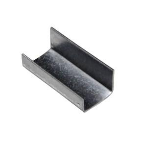 Spona vázací pro polypropylénovou pásku PP šíře 10mm, plechová