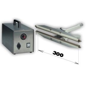 Svářečka HPL ISZ 300 + zdroj -šíře čelisti 300mm