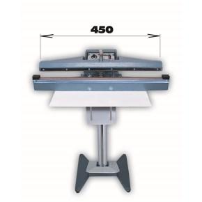 Svářečka KF 450 F stojanová -šíře čelisti 450mm