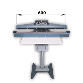 Svářečka KF 600 F stojanová -šíře čelisti 600mm