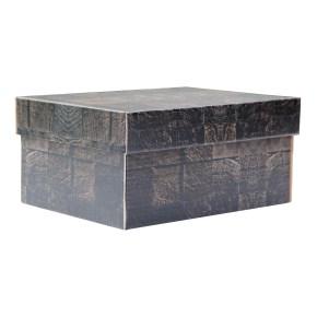 úložná krabice s víkem 430x300x150 mm, dekor 150003