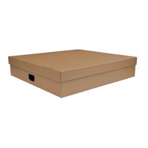 Úložná krabice s víkem 770x700x160 mm