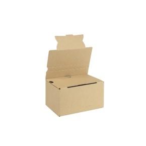 Zásilková krabice EKOBOX 3VVL 175x115x90 mm, hnědá