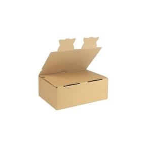 Zásilková krabice EKOBOX 3VVL 245x170x85 mm, hnědá