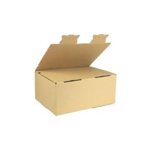 Zásilková krabice EKOBOX 3VVL 336x242x140 mm, hnědá