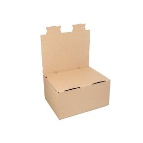 Zásilková krabice EKOBOX 3VVL 389x290x190 mm, hnědá